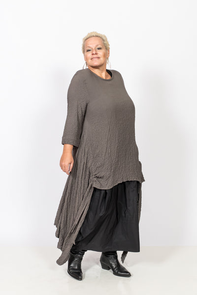 Grey Long Tunic