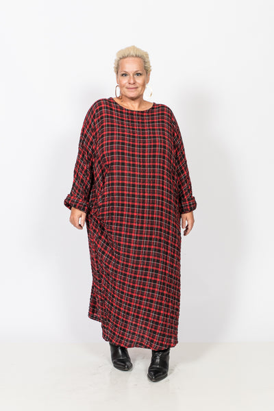 The Checkers Dress