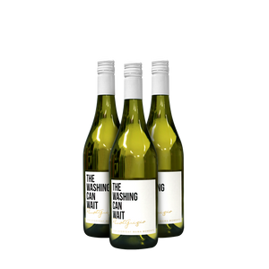 THE WASHING CAN WAIT Pinot Grigio - 3PK