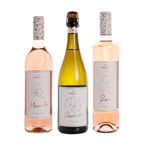 Feminae Beverage Co. Celebrating Women Mixed 3 Pack