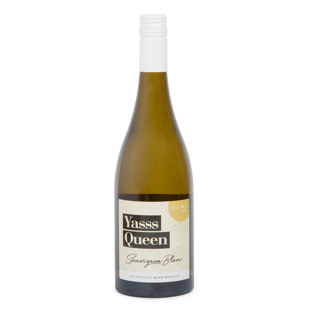 SOLD OUT - Yasss Queen, Sauvignon Blanc