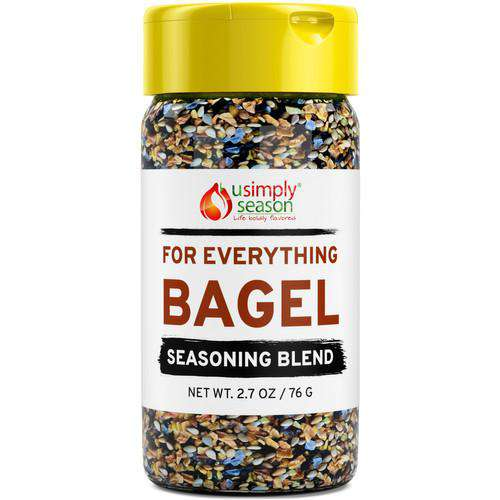 For Everything Bagel Seasoning Blend