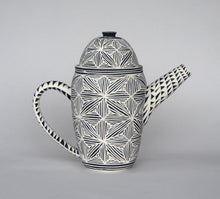 Load image into Gallery viewer, Fineline Teapot