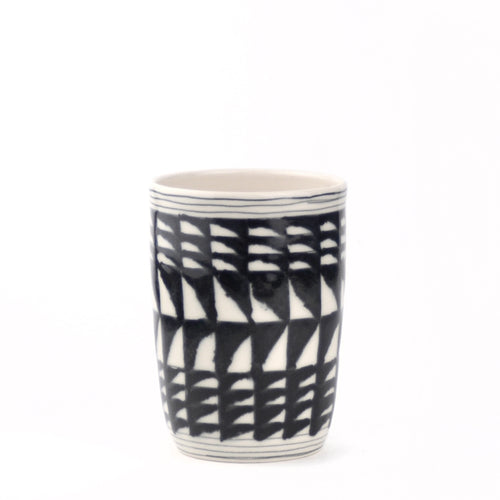 Dark Triangle Tumbler