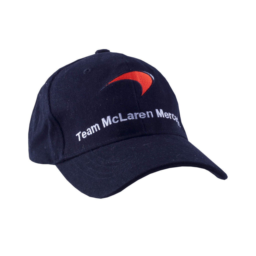 Official Team Mclaren Mercedes F1 Cap Hat