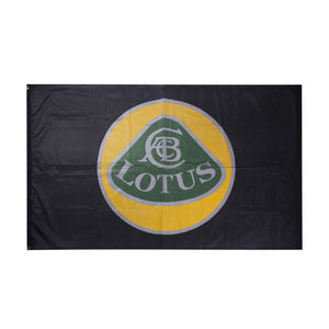 Lotus Cars Flag Accessory