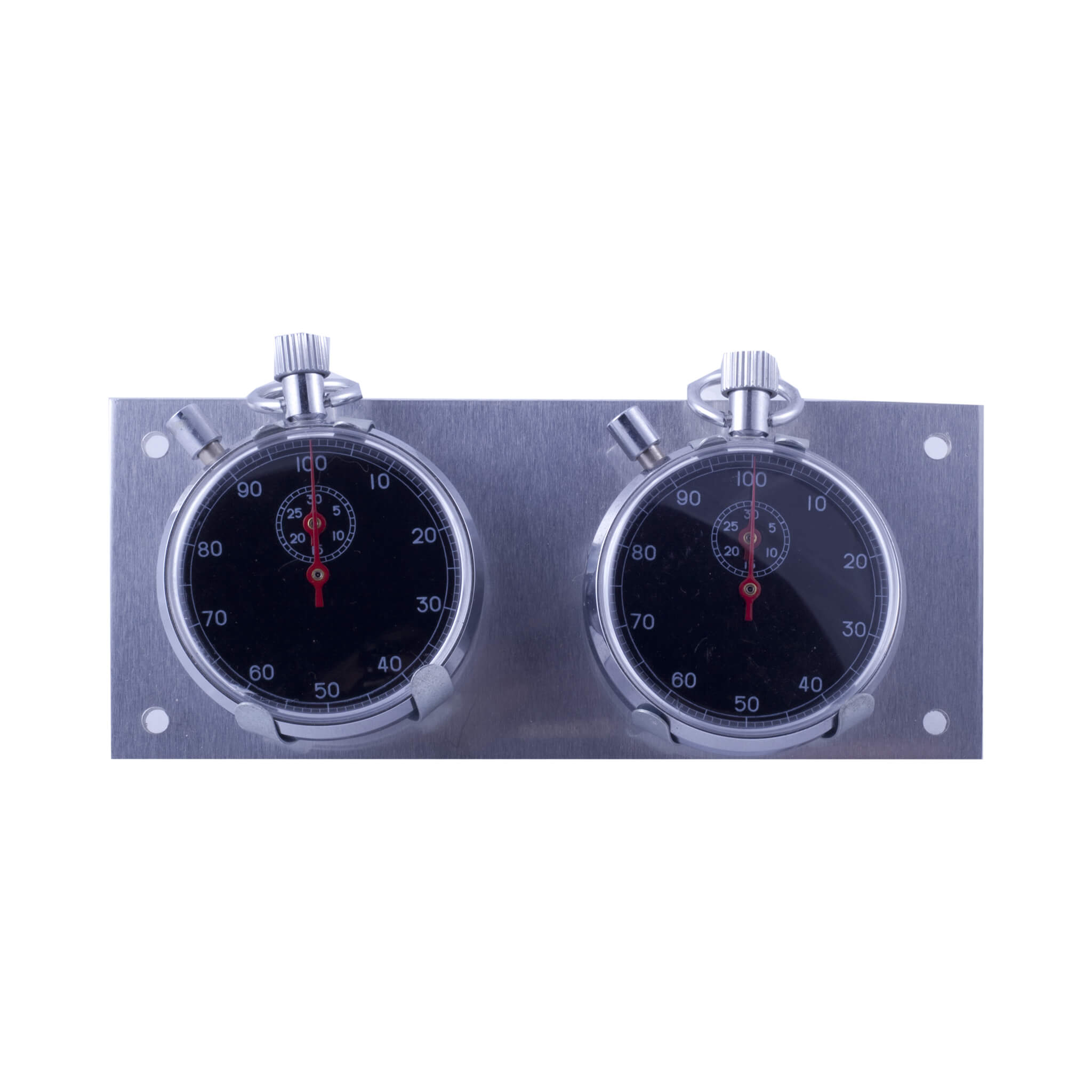Twin Dash Mounted Rally Mechanical Chronographs Accessory