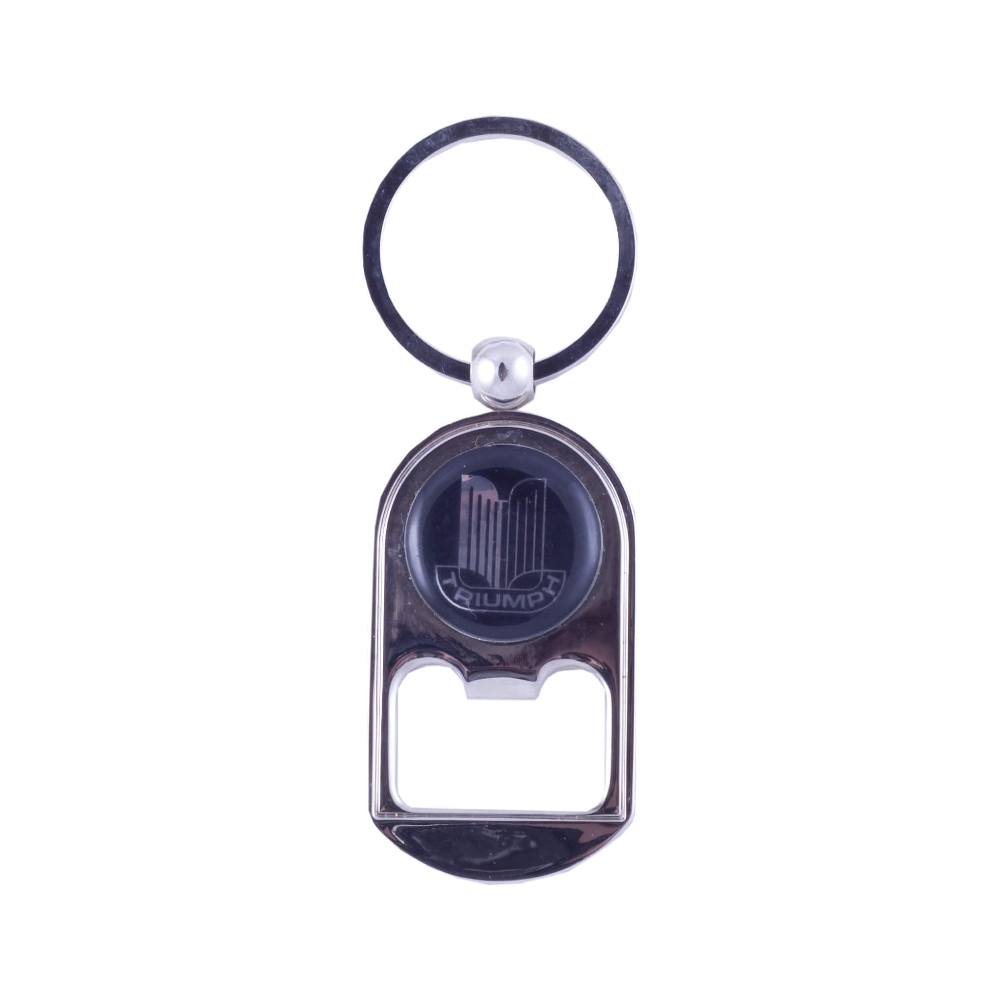 Triumph Keyring - Bottle Cap Opener Accessory