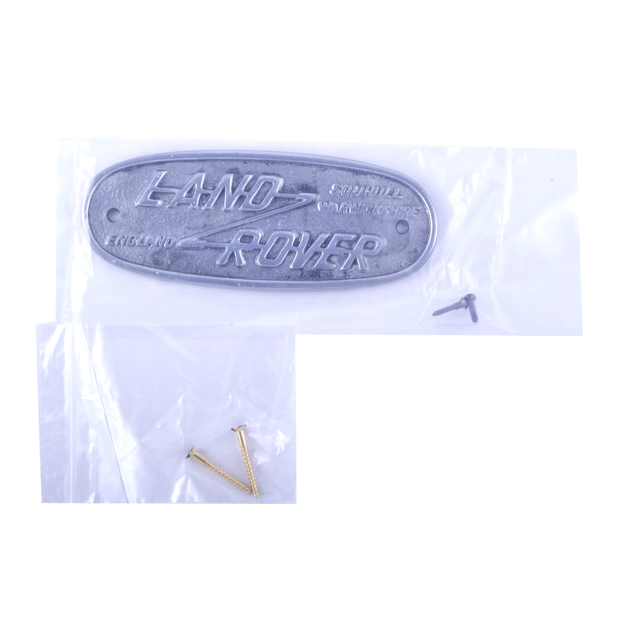 Land Rover Solihull Badge Accessory