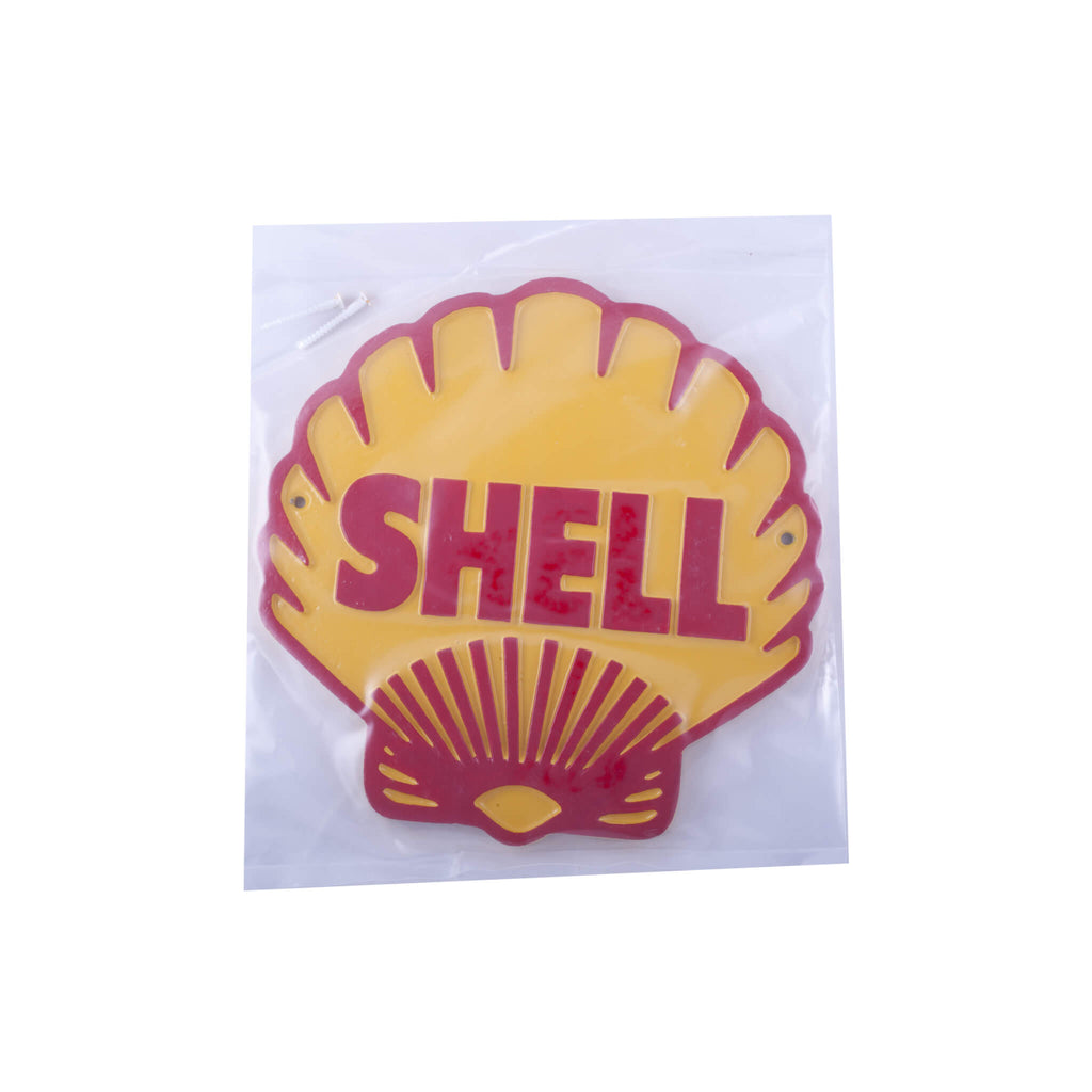 Vintage Shell Garage Sign Accessory