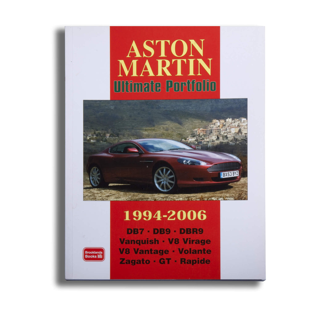 Aston Martin Ultimate Portfolio 1994-2006