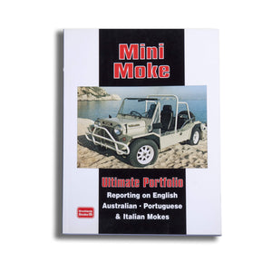 Mini Moke Ultimate Portfolio Book