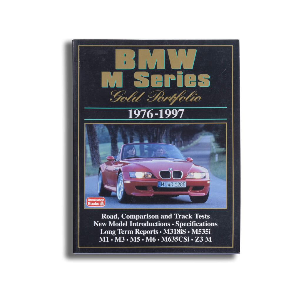 BMW M-Series Gold Portfolio 1976-1997