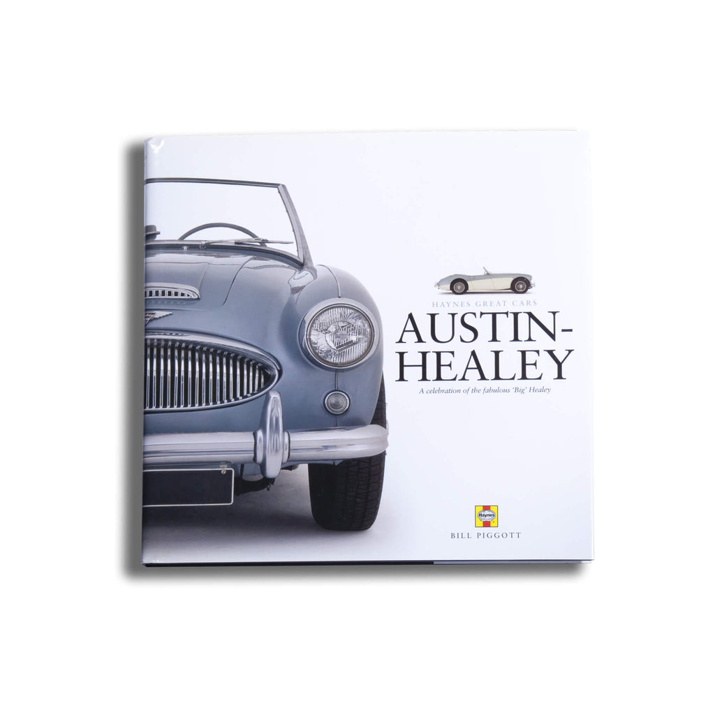 Austin-Healey Haynes Great Cars Series