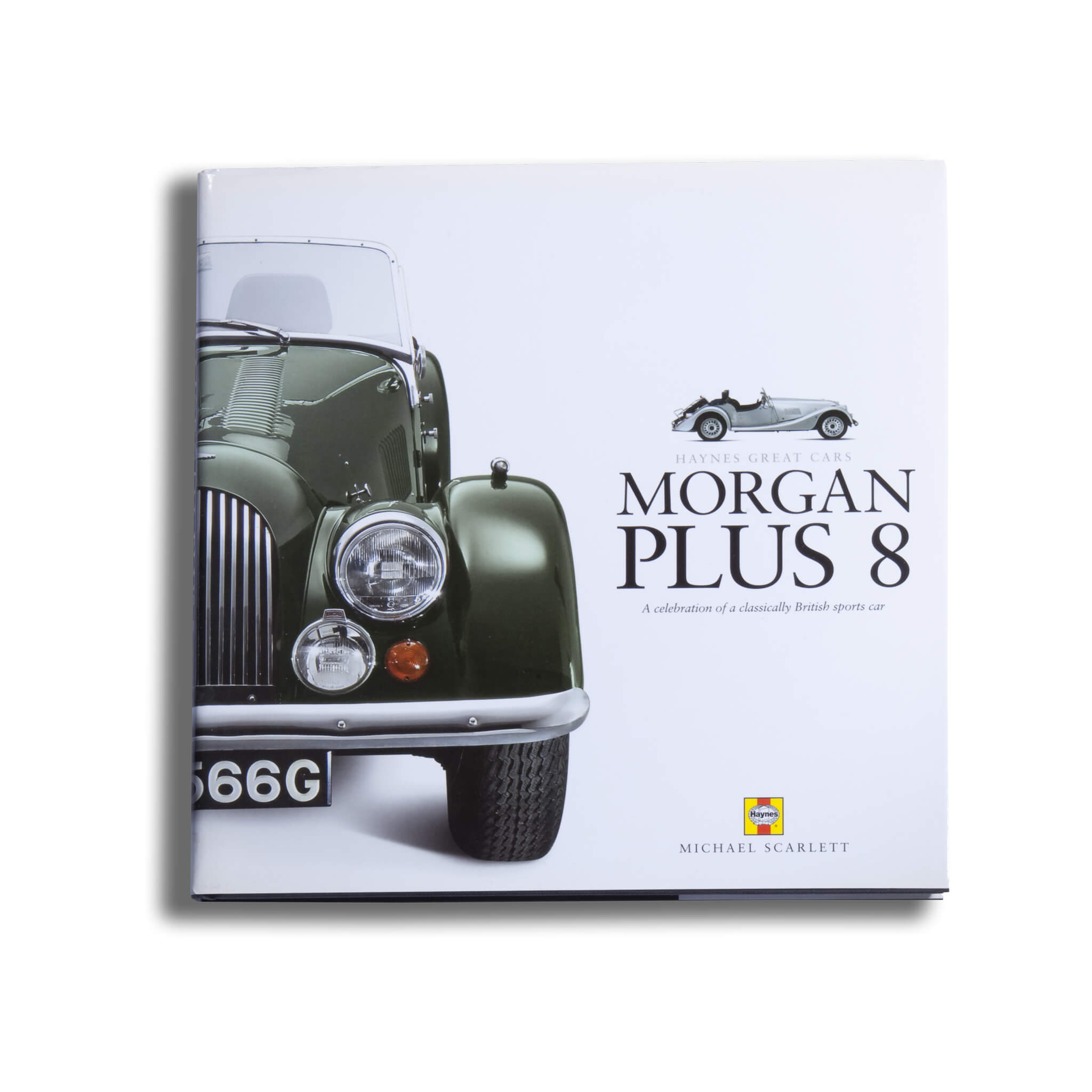 Morgan Plus 8 Haynes Great Cars Series Book