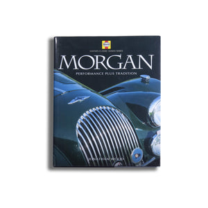 Morgan: Performance Plus Tradition Book
