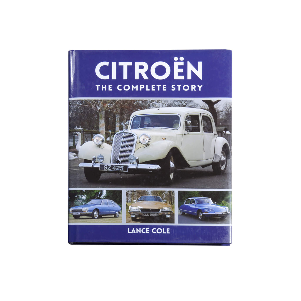 Citroen: The Complete Story Book