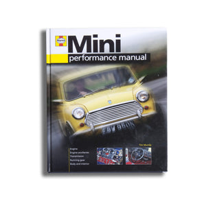 Mini Performance Manual Book