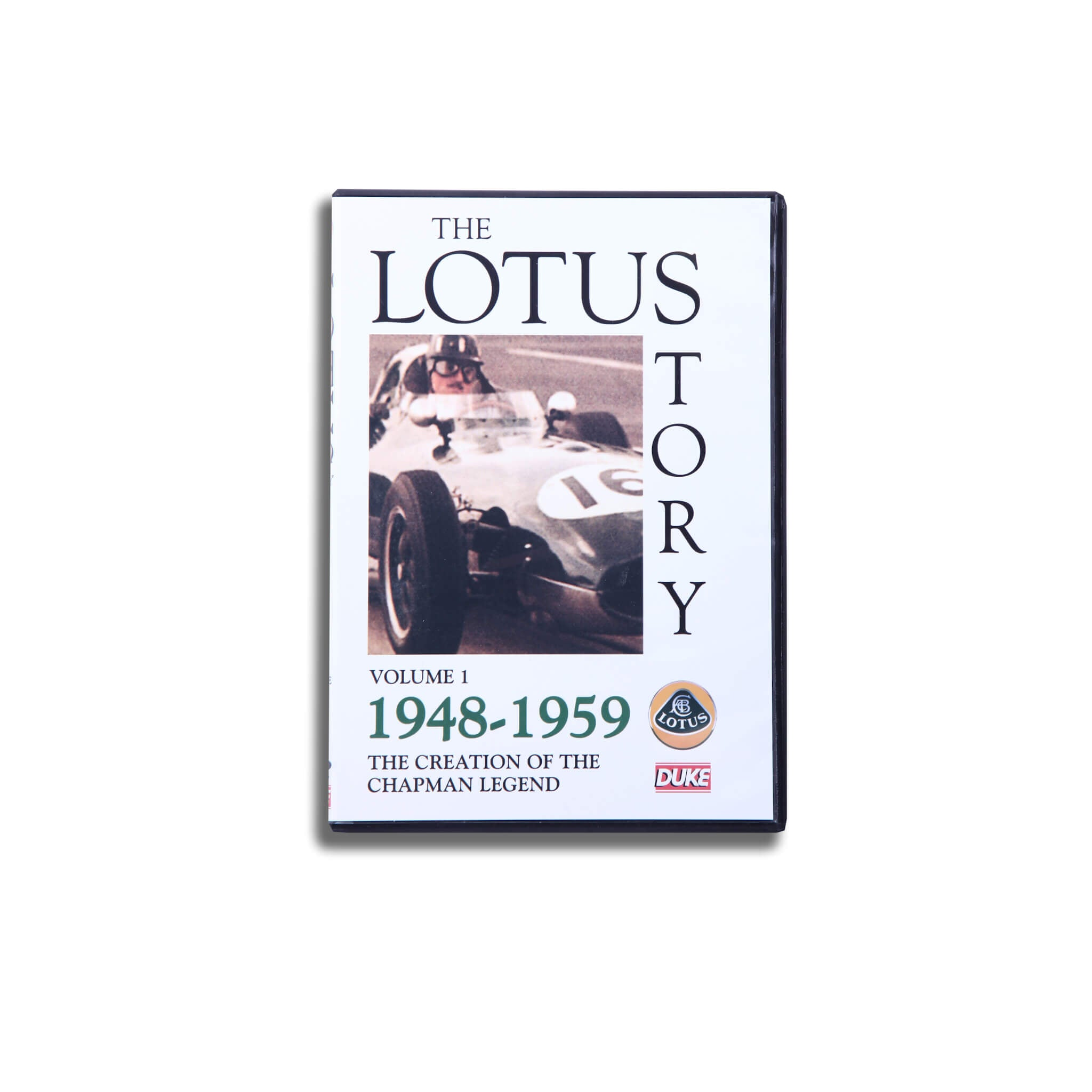 The Lotus Story Vol. 1-4 Dvd Box Set Dvd