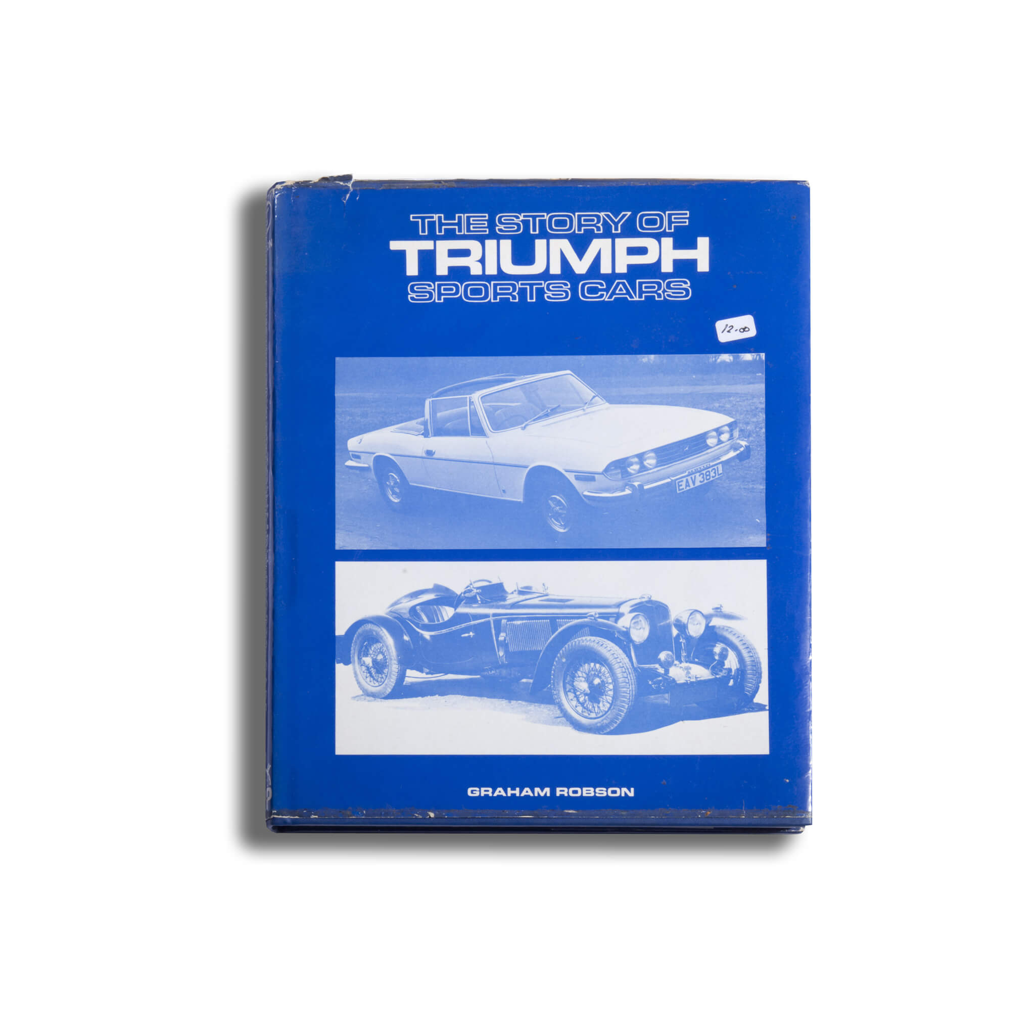 Story Of Triumph Sports Cars Book