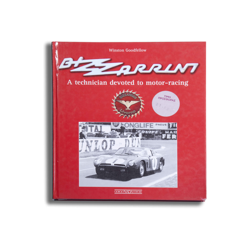 Bizzarrini: A Technician Devoted to Motor-racing