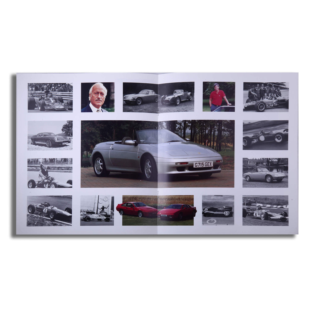 Lotus Elan M100 Original Sales Brochure Brochure