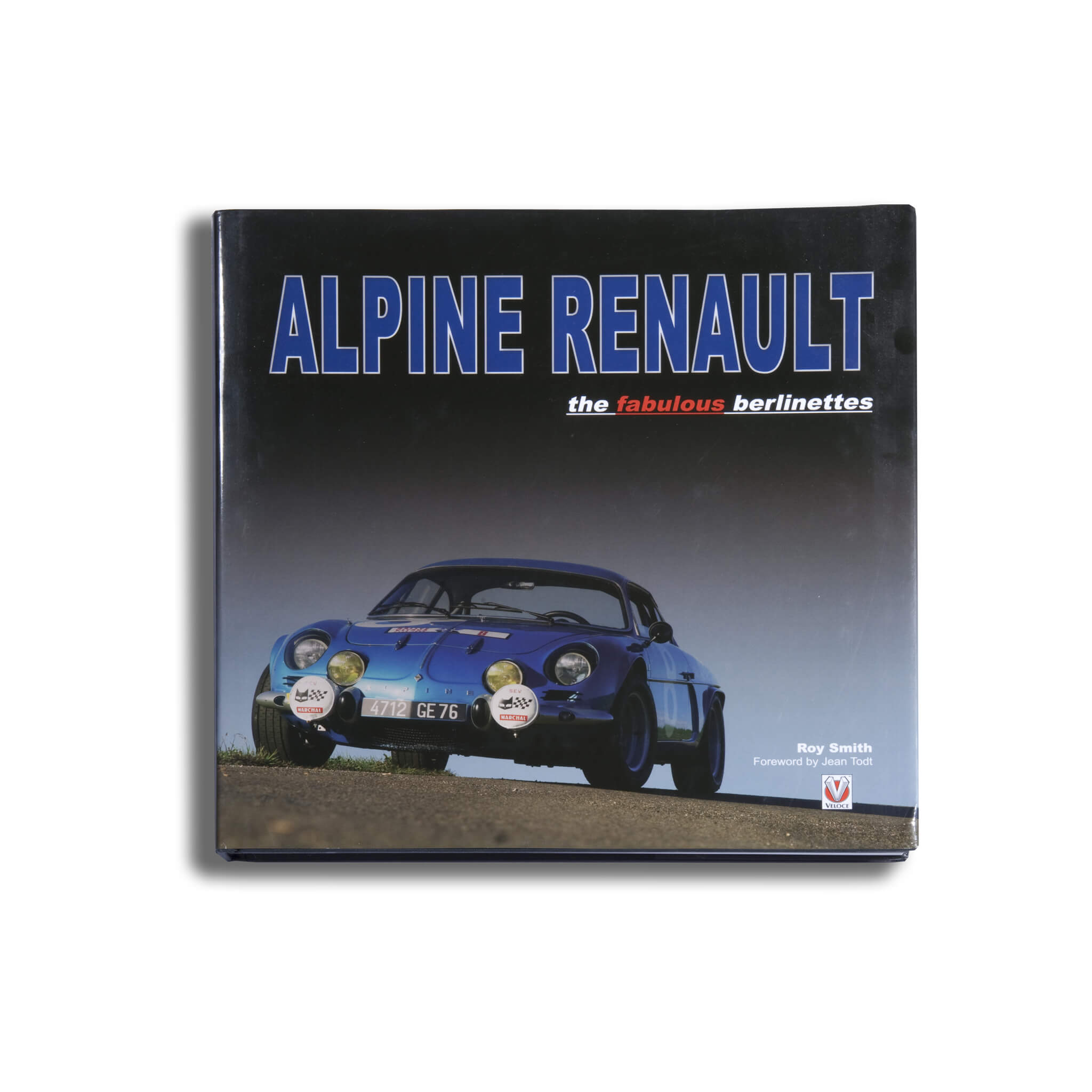 Alpine Renault: The Fabulous Berlinettes Book