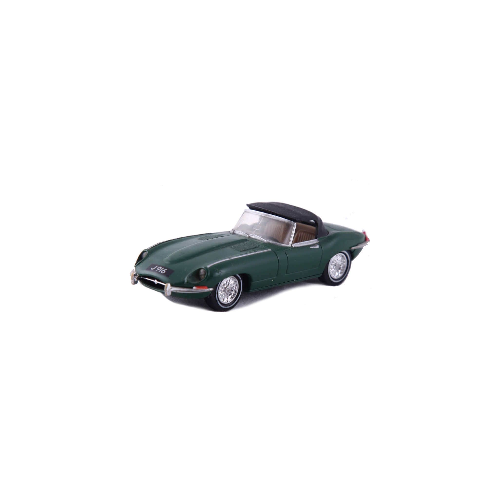 1964 Jaguar E-Type S1.5 Roadster 1:43 Model By Dinky Matchbox Model