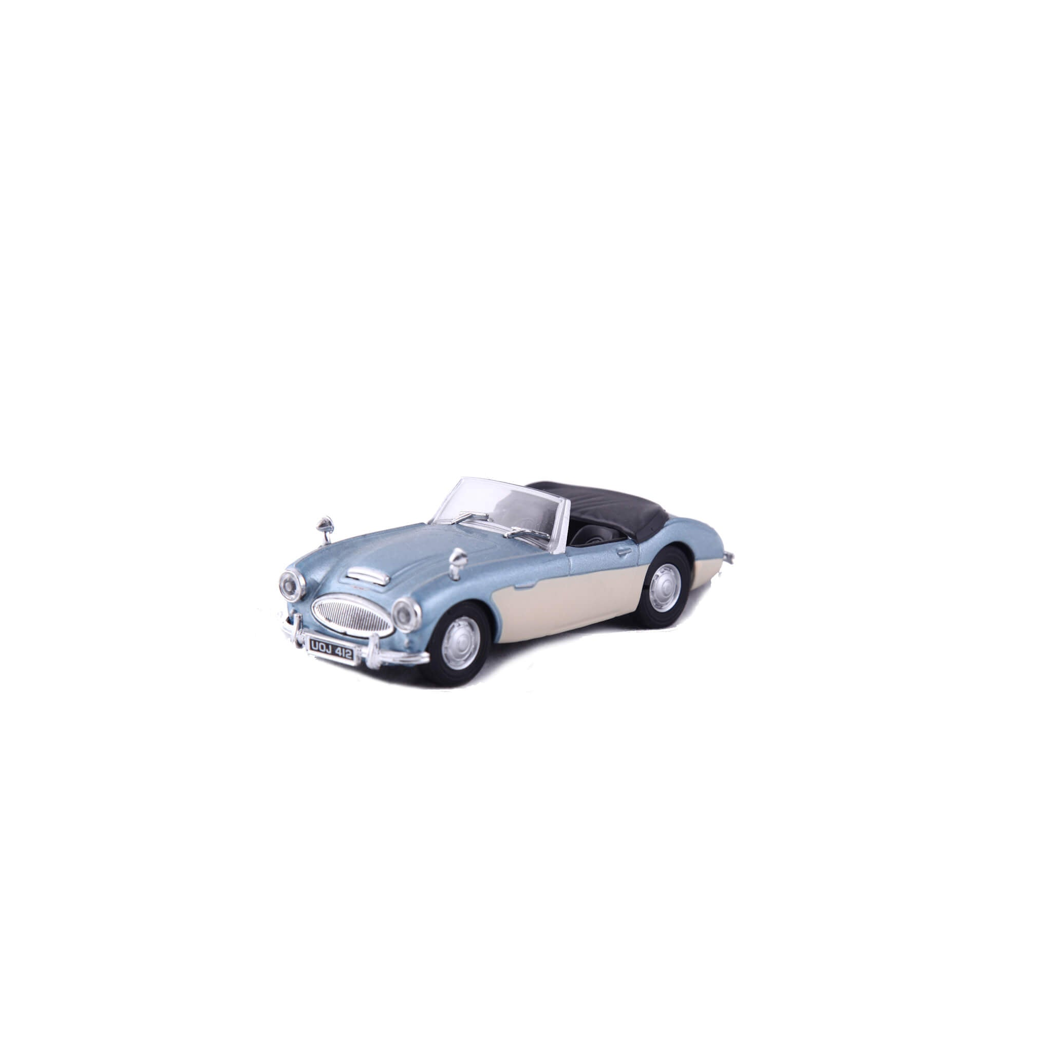 1961 Austin Healey 3000 Mk1 1:43 Model By Hongwell Model