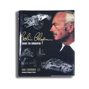 Colin Chapman: Inside The Innovator Book