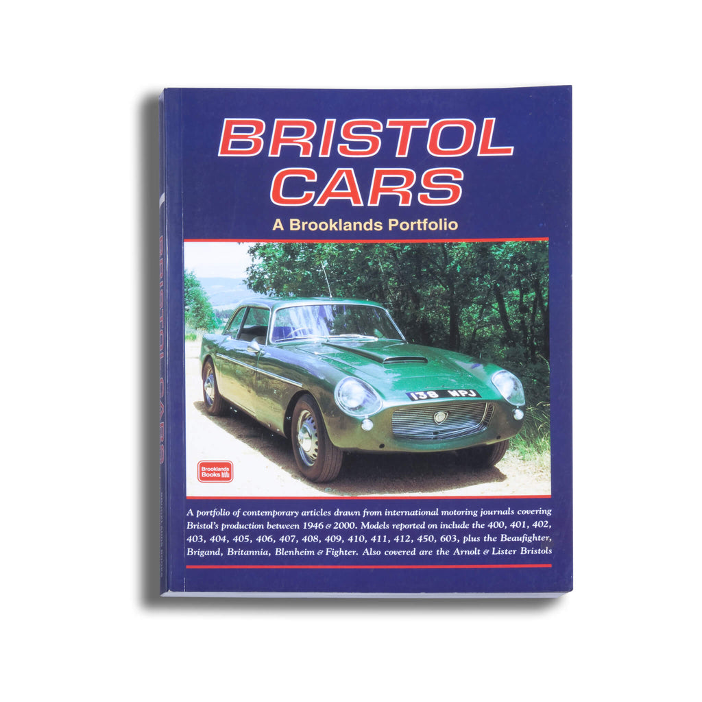 Bristol Cars: A Brooklands Portfolio