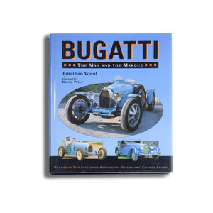 Bugatti: The Man And The Marque Book
