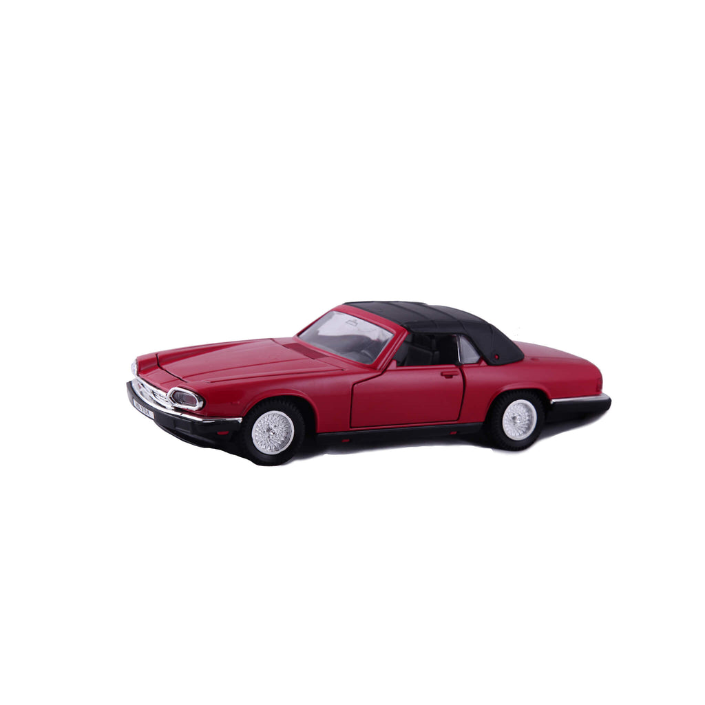 1989 Jaguar XJS V12 Convertible 1:24 Model