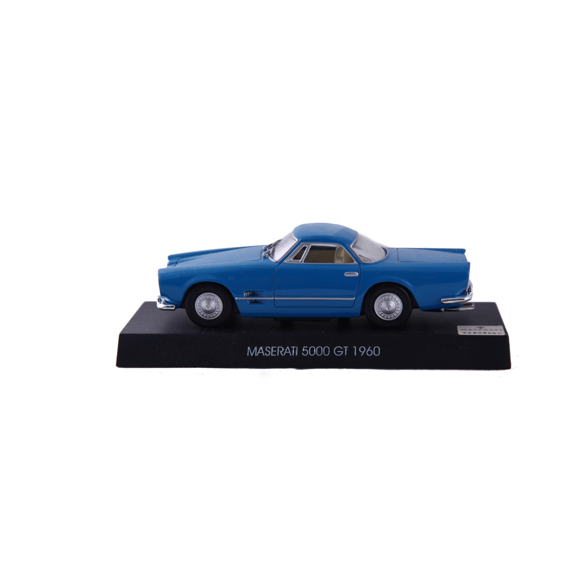 1960 Maserati 5000Gt 1:43 Model Officially Certified By Maserati Model