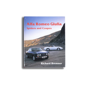 Alfa Romeo Giulia Spiders and Coupes