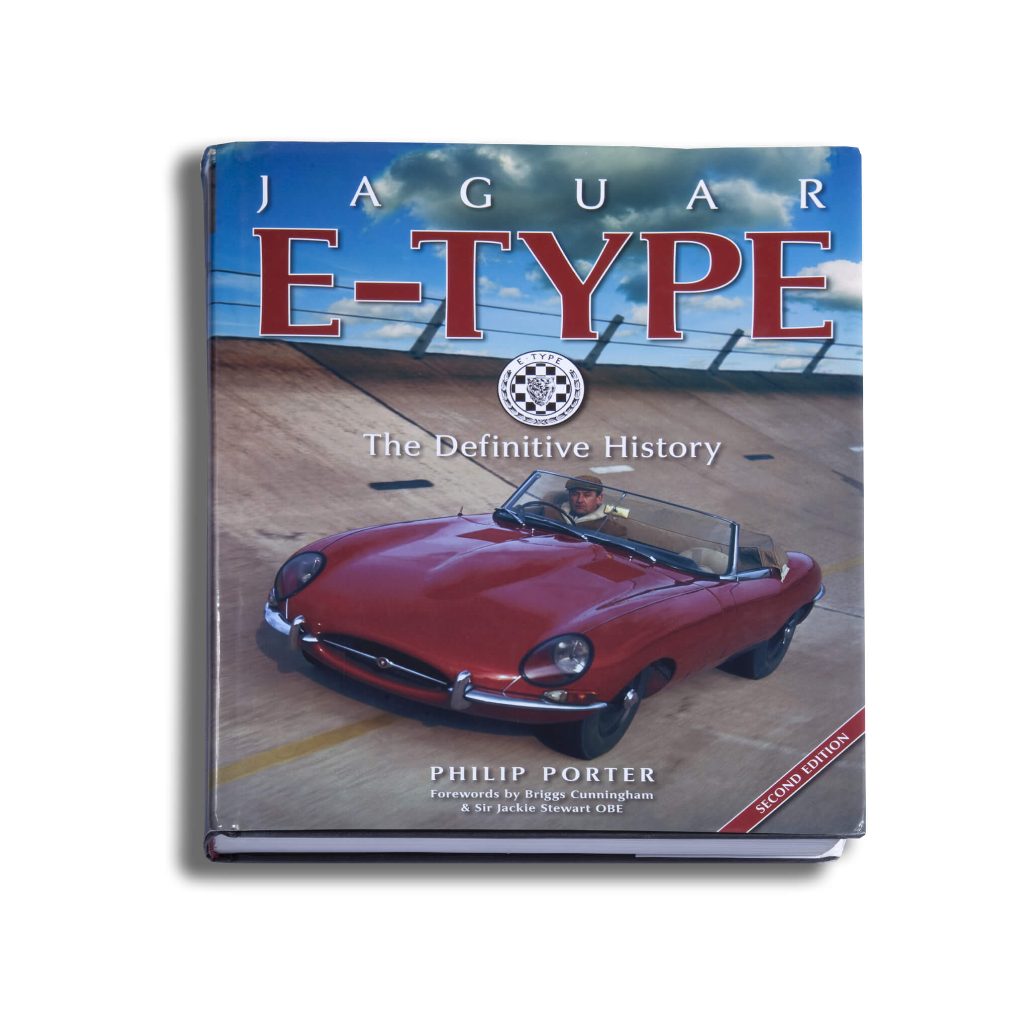 Jaguar E-Type: The Definitive History Book