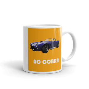 AC Cobra 427 Mug Orange