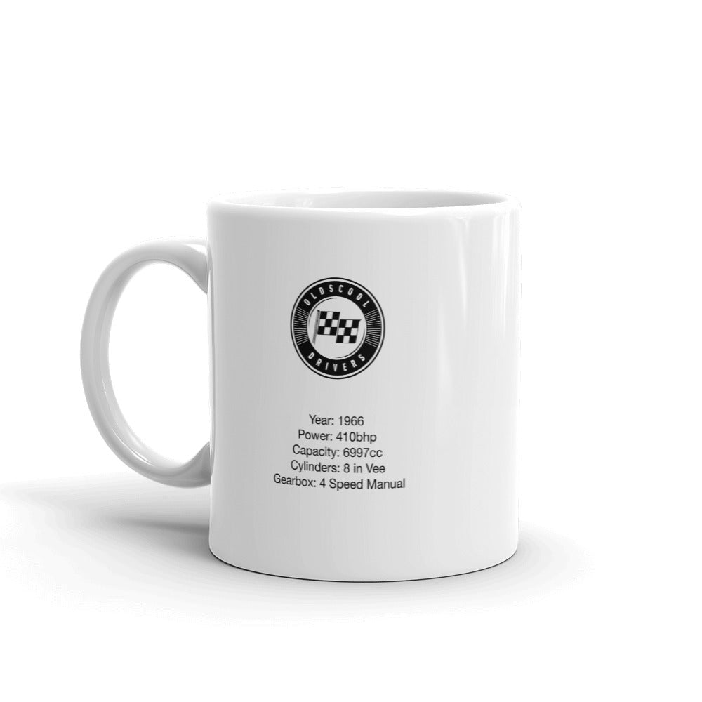 AC Cobra 427 Mug Blue