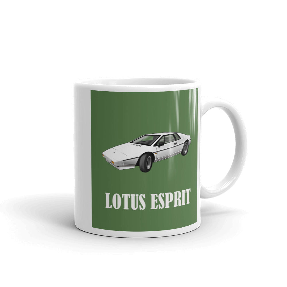 Lotus Esprit Mug Green