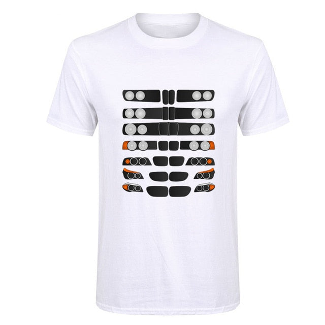 BWM 5 Series Evolution T-shirt