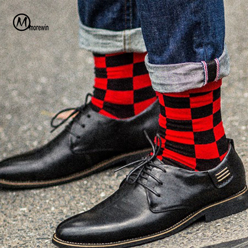 Racing Flag Socks