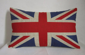 Union Jack Pillow Case / Cushion Cover
