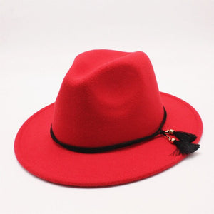 Women and Children Fedora Hat
