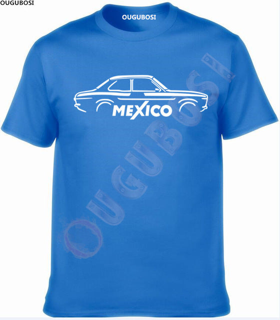 Ford Escort Mk1 Mexico T-shirt