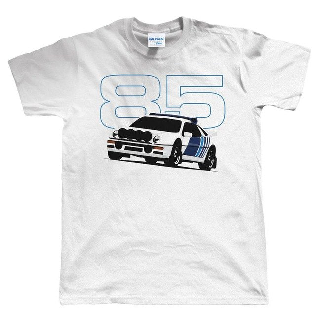 Ford RS200 Group B Rally Car T-Shirt