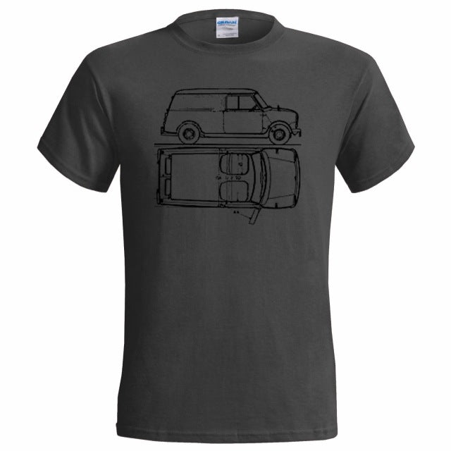 Austin Mini Countryman T-shirt