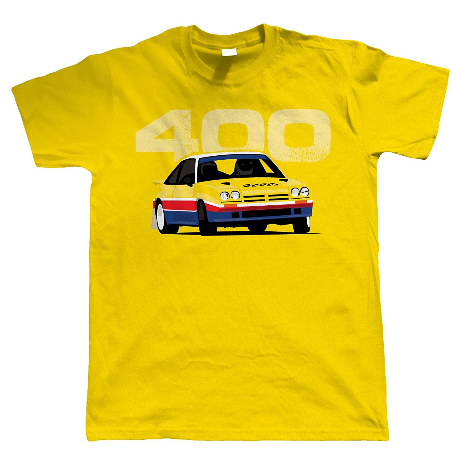 Opel Manta 400 Classic Group B Rally T-Shirt
