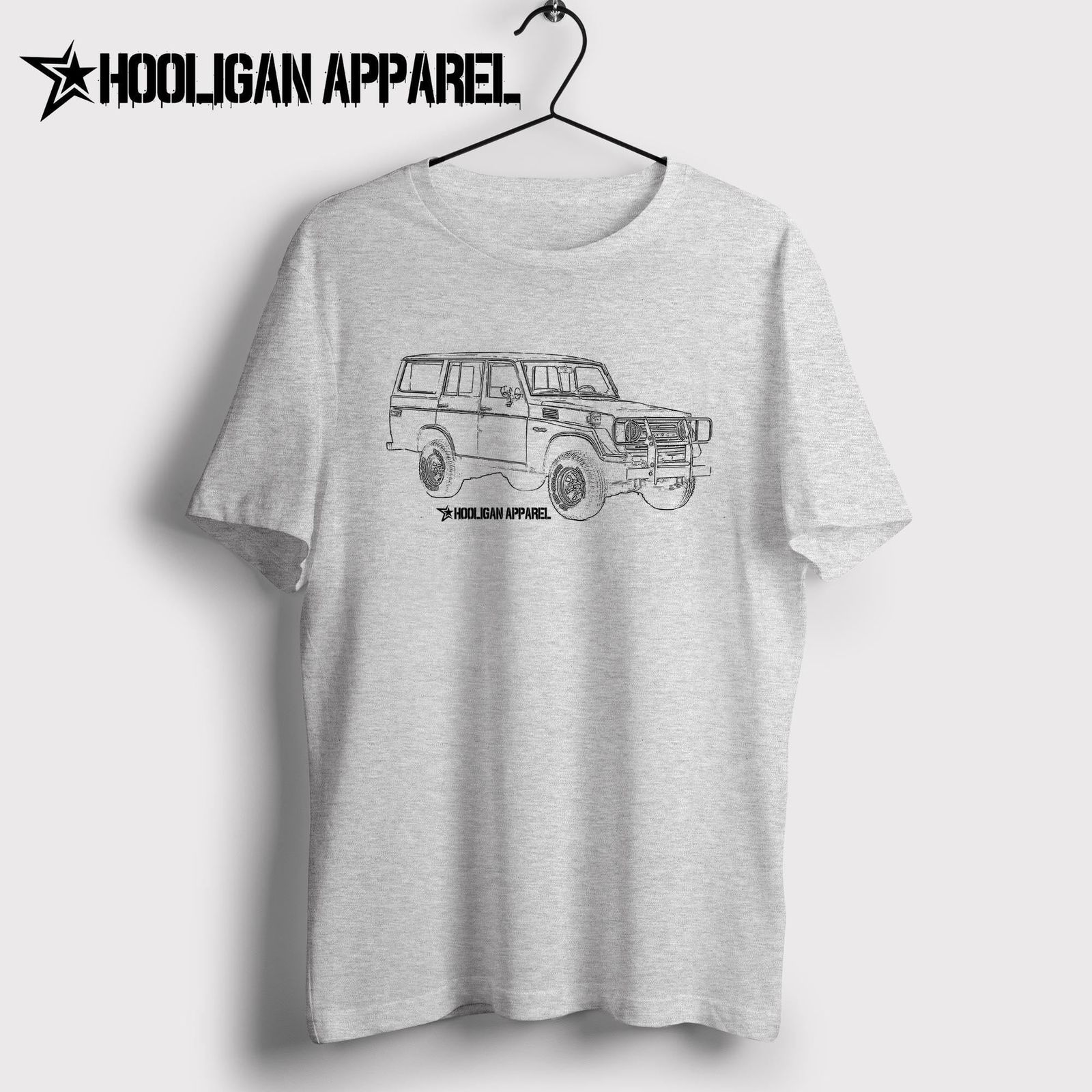 Toyota Land Cruiser 50 Series T-Shirt