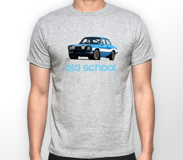 Ford Escort Mk1 RS Old School T Shirt