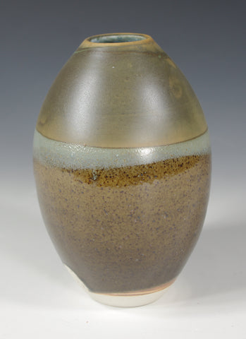 Tri Color Vase #3 - Skip Bleecker
